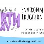 Environmental Education at its Best – A Visit to a Swedish Preschool in Stockholm
