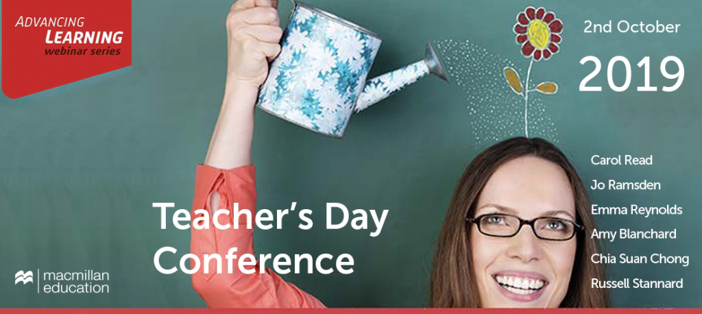 Teacher's Day Conference - Macmillan Education