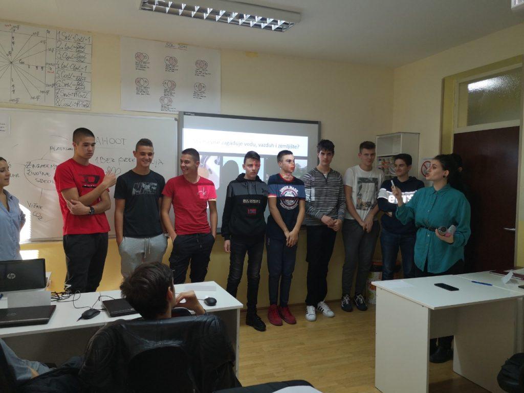environmental pollution workshop