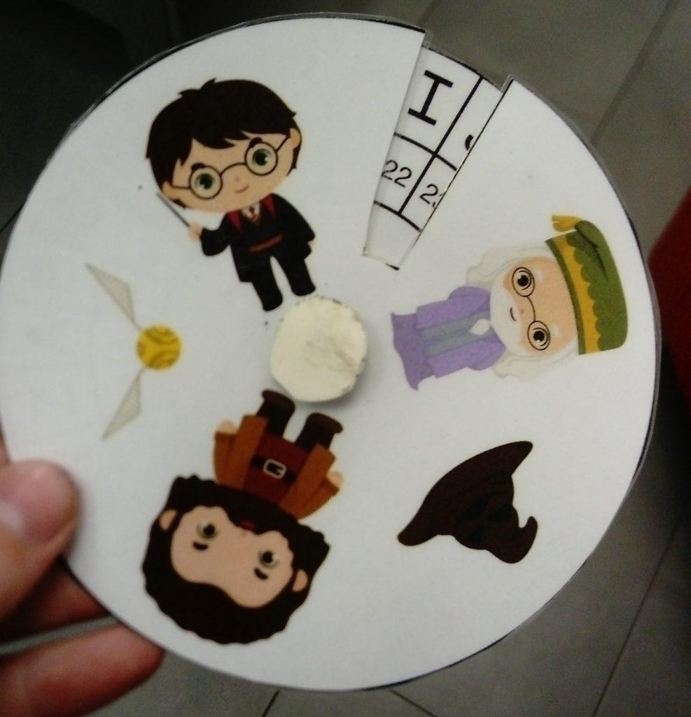 Harry Potter decoder escape room Horcrux