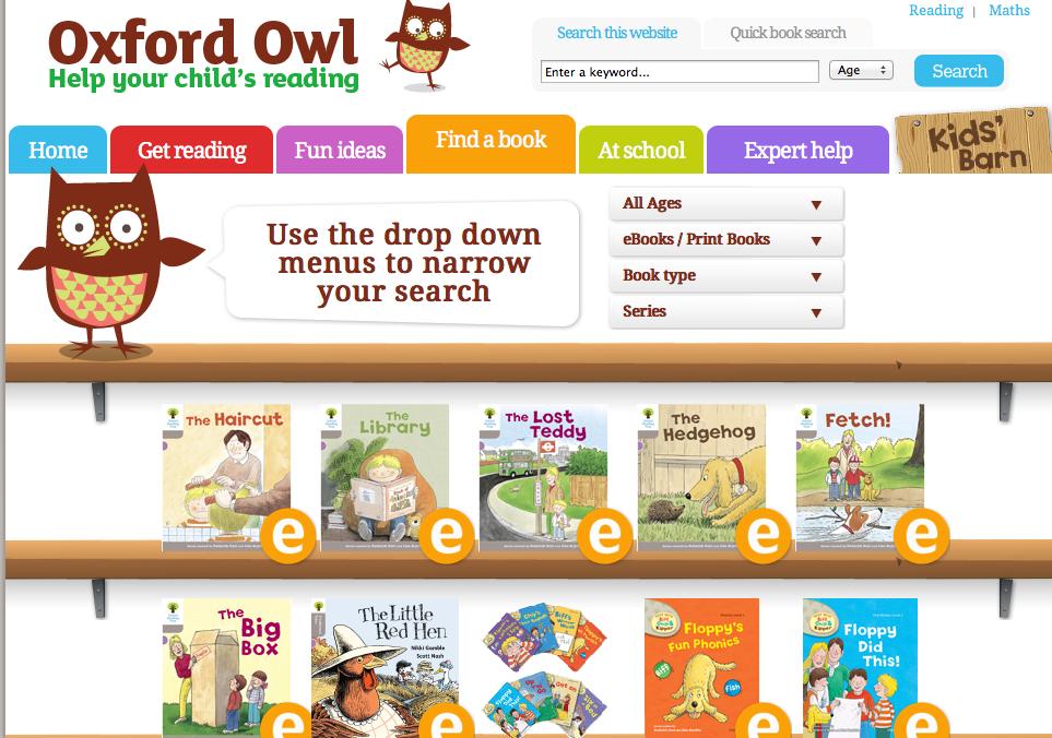 free books for children online
