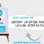 Content Creation Tools – Canva & Genial.ly + Live Lesson Interactivity: Webinar Reflection