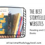 The Best Storytelling Websites – Reading and Creating Books