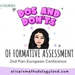 Formative Assessment Dos and Don'ts – 2nd Pan-European Conference