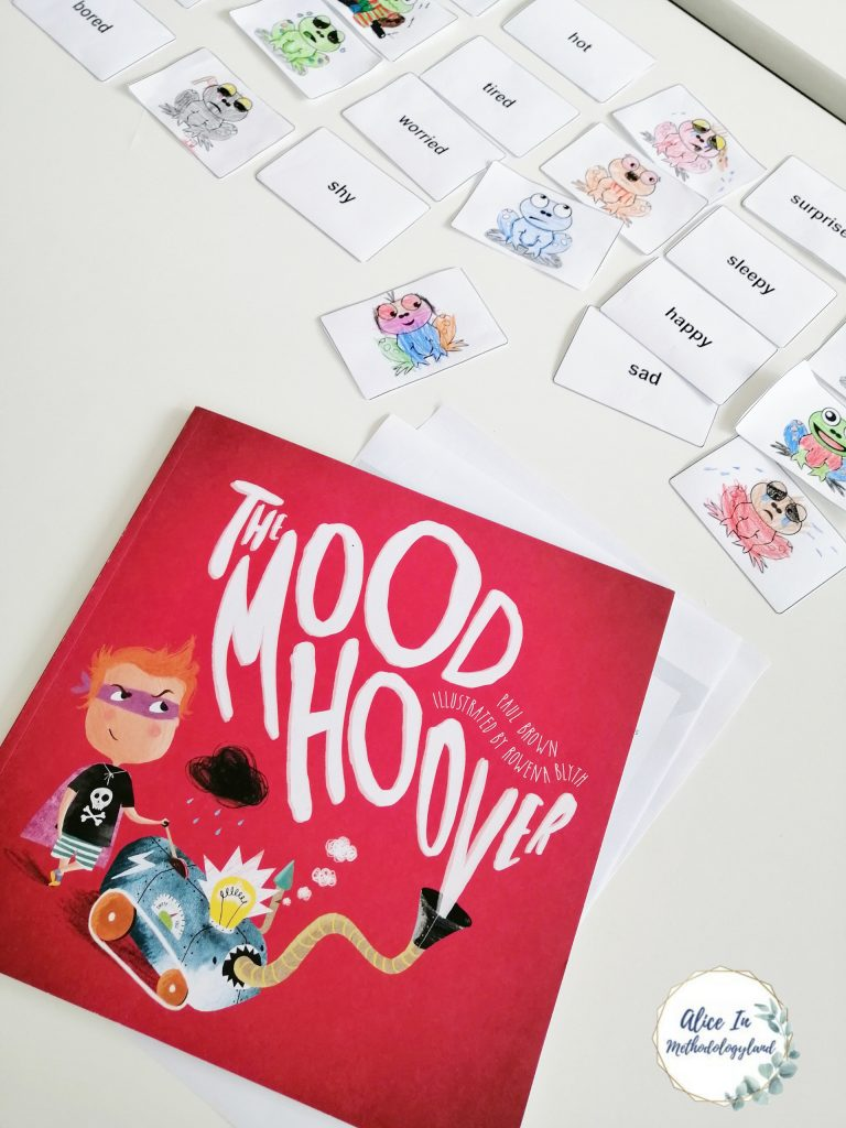 The Mood Hoover by Paul Brown and Rowena Blyth