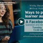 How Can we Promote Learner Autonomy? – British Council Live Q and A Session