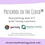 Storytelling and ICT with Young Learners – Preschool in the Cloud™