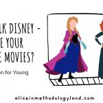 Let's talk Disney – What are your favorite movies? Group Lesson for Young Learners