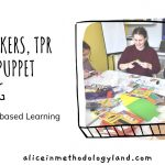 Wonderland Workshop 2 – Ice Breakers, TPR games, Puppet Crafting (Storytelling-based Learning)