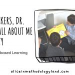 Wonderland Workshop 1 – Ice Breakers, Dr. Seus – All About Me + Bounty (Storytelling-based Learning)