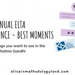 18th Annual ELTA Conference – Best Moments