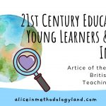 21st Century Education, Young Learners & Geo-Inquiry: A Project