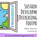 Sustainable Development – Decreasing the ELT Footprint🌎