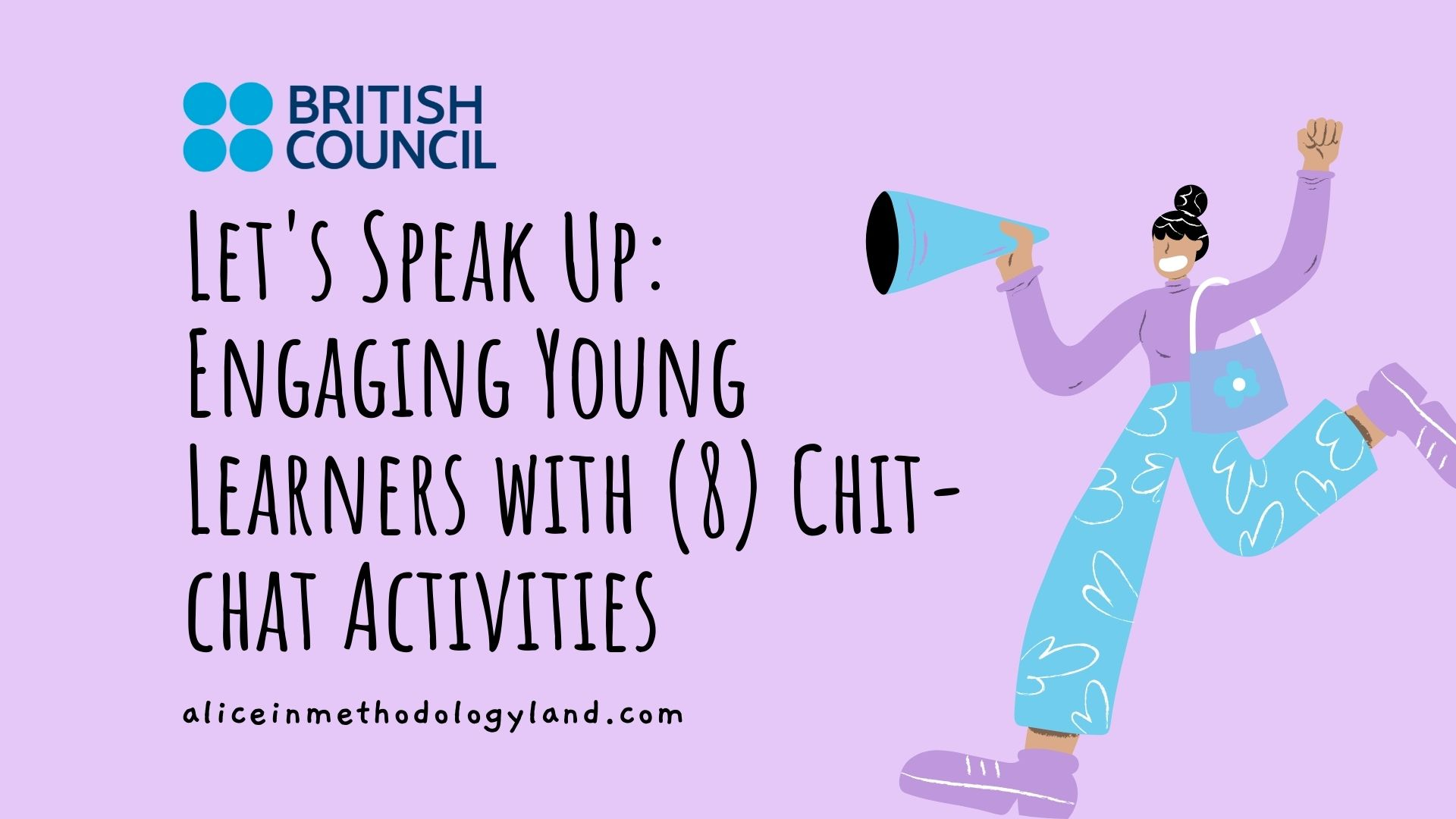 Let's Speak Up: Engaging Young Learners with (8) Chit-chat (Speaking) Activities