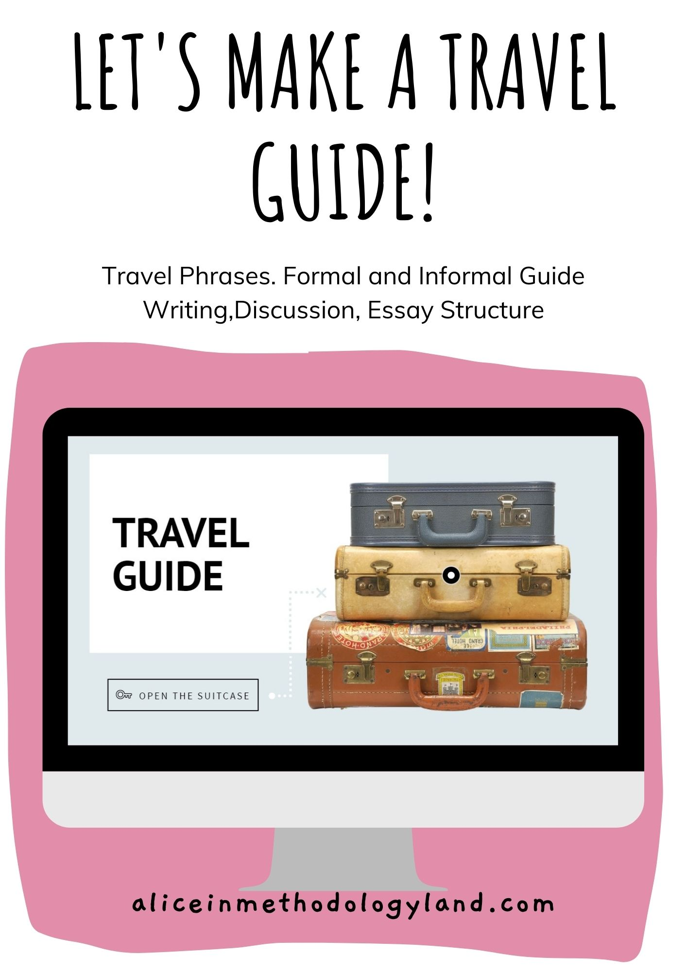 Travel Guide School Project Example 2: Young Bloggers Visiting Singapore, Hong Kong, and Paris